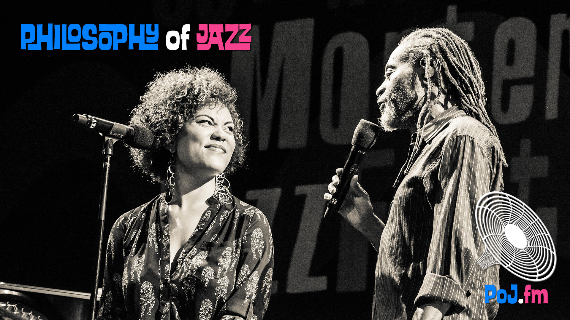 Philosophy of Jazz slide of Madison & Bobby McFerrin by Sarit Photography