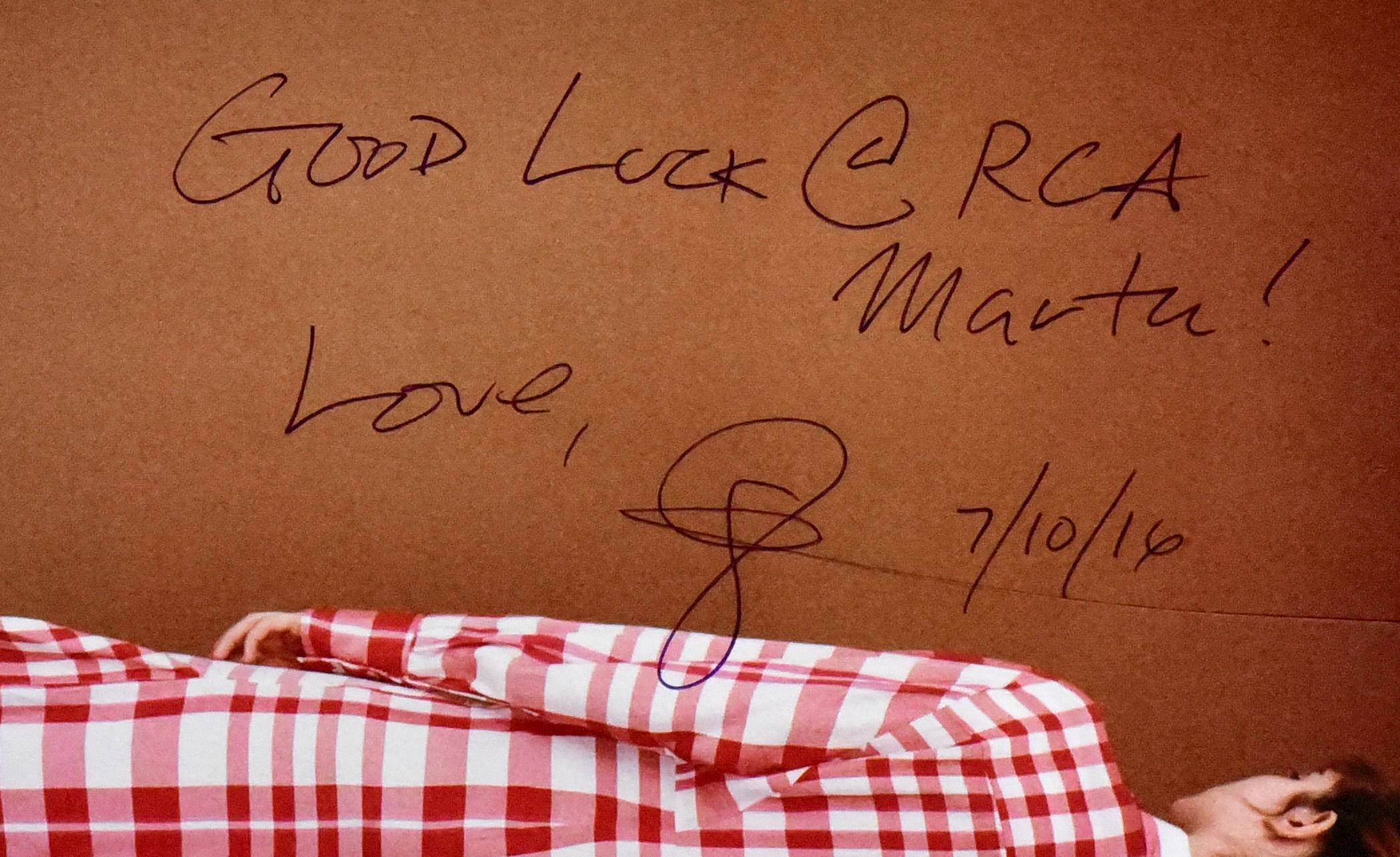Dear Marta